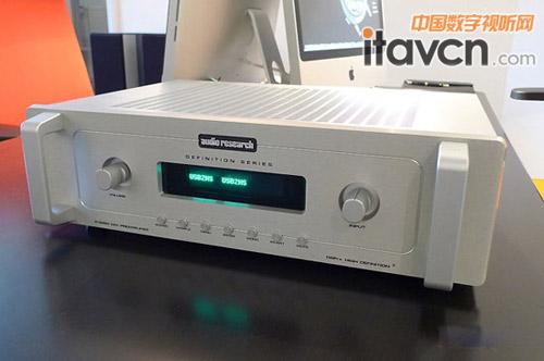 Audio Research推出全新的解码前级_专业音响-中国数字视听网